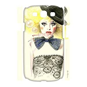 Case Of Clown Customized Hard Case For Samsung Galaxy S3 I9300