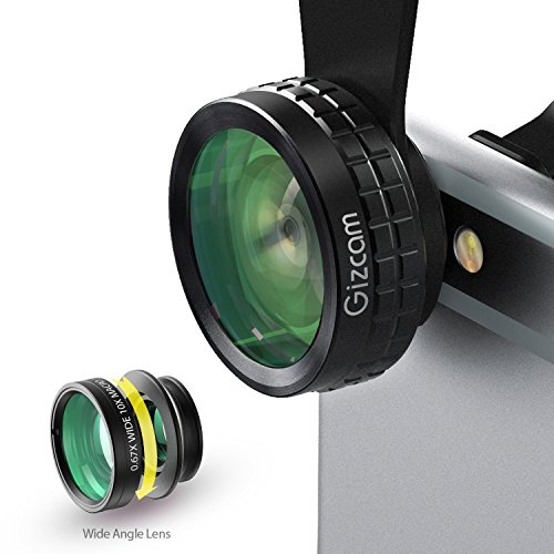 Gizcam Degree Fisheye Android Smartphones product image