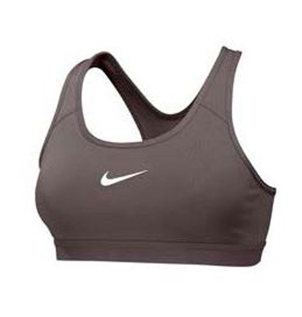 bdaa859fa7 Amazon.com  Nike Pro Classic Bra - Grey - Medium  Sports   Outdoors