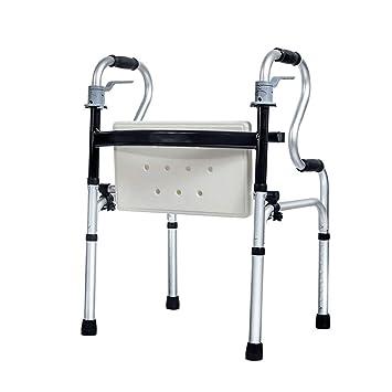 YTYD Plegable De Aluminio Ligero Andador para Caminar Walker ...