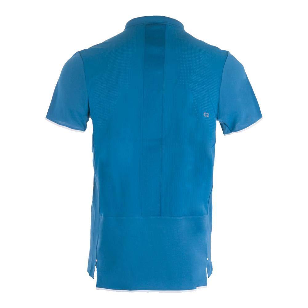 694bc62f7 Amazon.com: ASICS-Men`s Gel-Cool Performance Tennis Polo-(): Clothing