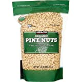 Kirkland Signature Organic Pine Nuts Resealable Bag - 1.5 lbs