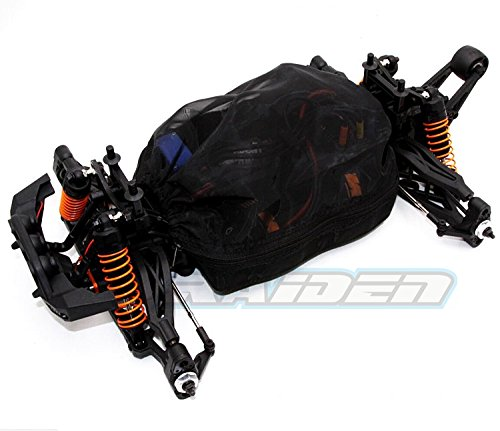 (Raidenracing Chassis Dirt Dust Resist Guard Cover for 1/10 TM Team Magic E5 HX E5HX)