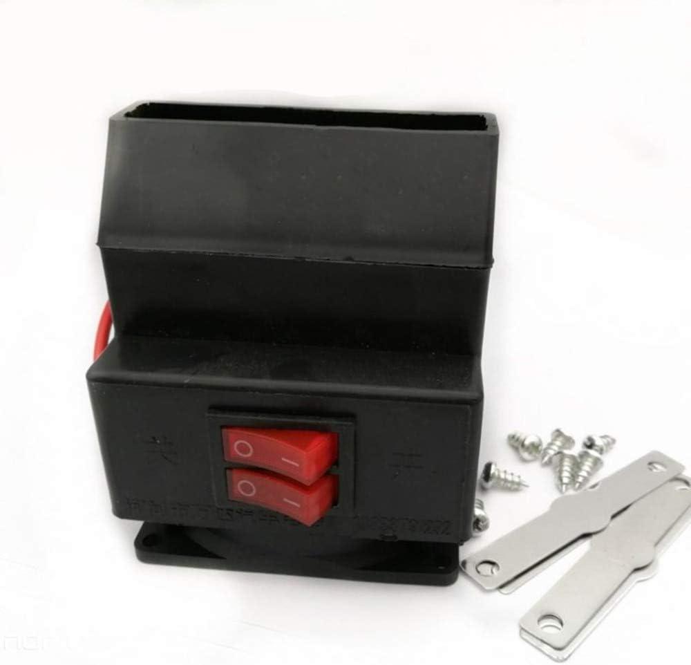 24V hot air blower electric heater defroster car heater car hair dryer heater and fan Electric Car Fan12V