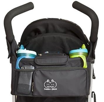 Cochecito Organizador por - Baby Lujo cochecito bolsa de pañales Para accesorios
