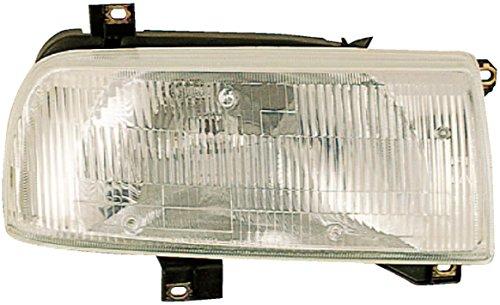 Dorman 1590715 Passenger Side Headlight Assembly For Select Volkswagen Models