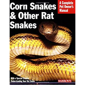 Corn Snakes & Other Rat Snakes (Complete Pet Owner's Manual) 34