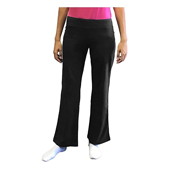 875c4a6dba667 Danskin Now Plus Size Womens Dri More Bootcut Pants - Yoga, Fitness,  Activewear (3X, Black): Amazon.ca: Clothing & Accessories