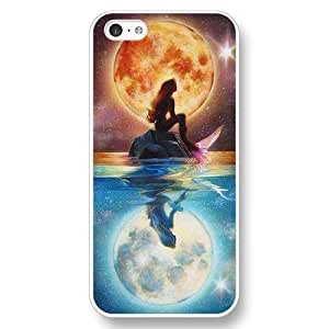 DiyPhoneDiy Disney Series Phone Case For Iphone 6 Plus 5.5 Inch Cover over, Disney Princess For Iphone 6 Plus 5.5 Inch Cover