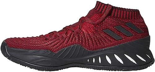Adidas Crazy Explosive Low 2017 PK, Zapatillas de Baloncesto para Hombre, Rojo (Roalre/Buruni/Oronat 000), 48 2/3 EU: Amazon.es: Zapatos y complementos