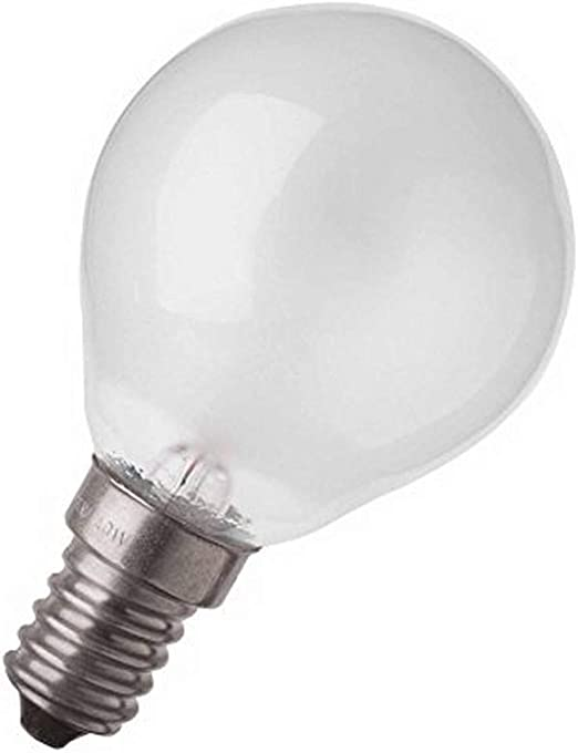 OSRAM - Horno bombilla incandescente, E14, 40 watts, color ...