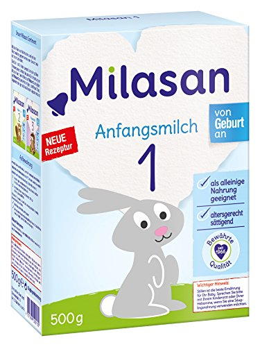 Milasan 1, 4er Pack (4 x 500 g)
