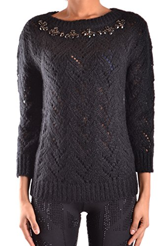ermanno-scervino-womens-mg3499-black-wool-sweater