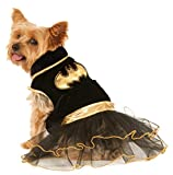 DC Comics Batgirl Pet Tutu Dress, Small