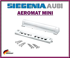 siegenia aeromat mini turn lock inc screws. Black Bedroom Furniture Sets. Home Design Ideas