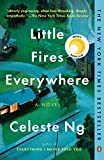Book cover from Little Fires Everywhere: A Novel by Celeste Ng
