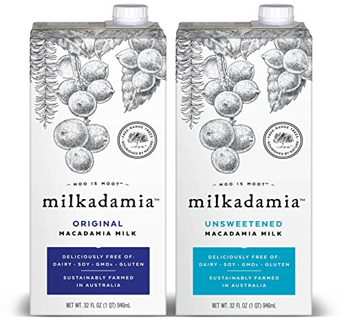 Milkadamia Variety Pack, 32 Ounce , 6 Count