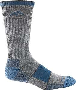 Darn Tough Vermont Women's Coolmax Boot Full Cushion Socks Light Blue 2 Pack Large