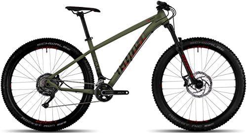 Ghost roket 5 al 27.5r + Mountain Bike 2017, Army Green/Night ...