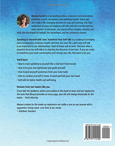 Speaking to Yourself with Love Workbook: Transform Your Self