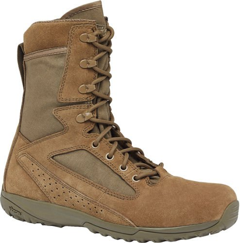 Belleville Transition 8in Olive Green Coyote Training Boots (Tr115)