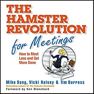 The Hamster Revolution for Meetings Audiobook