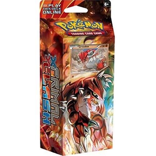 Pokemon - XY Primal Clash Theme Deck - Earth's Pulse - Groudon by Pokemon