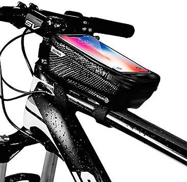Zichen Bolsa de Cuadro de Bicicleta, Ciclismo de Bicicleta ...
