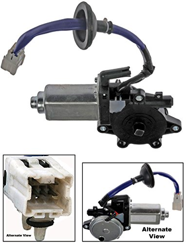 Nissan G35 Coupe (APDTY 853623 Power Window Lift Motor Fits Front Right Passenger-Side For 2003-2009 Nissan 350Z Or 2003-2007 Infiniti G35 Coupe (Replaces 80730-CD00A, 80730CD00A))