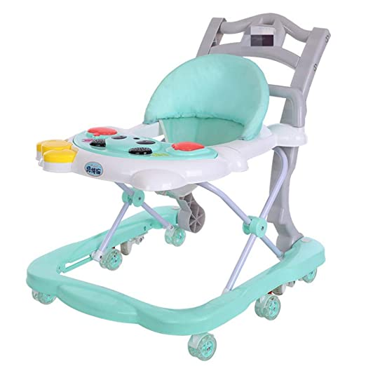 DUANYR-Baby Walker Andador para bebés, 6 Ruedas ...