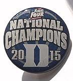 2015 NCAA Final Four Champs Pin - Duke