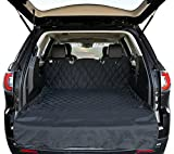 Arf Pets Cargo Liner Cover For SUVs and Cars, Waterproof Material, Non Slip Backing, Extra Bumper Flap Protector, Large Size – Universal Fit Review