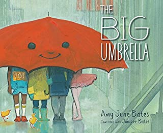 Book Cover: The Big Umbrella