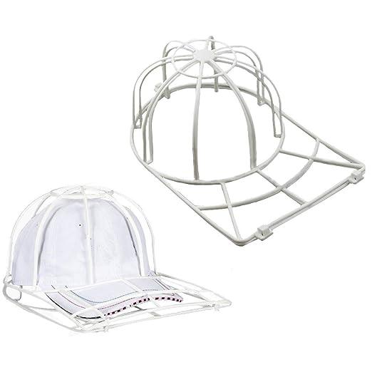 AMYHome Arandela para sombrero, limpiador de béisbol/protector de ...