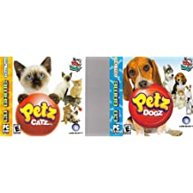 Petz Dogz & Catz 2-Disc Video Game for PC - Rated Everyone