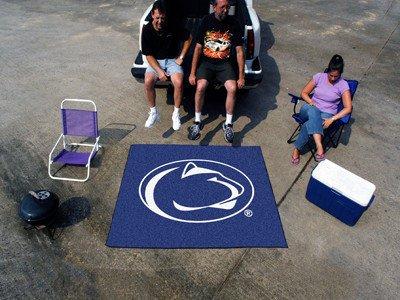 Penn State Tailgater Rug 5x6 - Licensed Penn State Nittany Lions (Penn State Tailgater Rug)