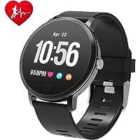 $39 » BingoFit Epic Fitness Tracker Smart Watch, Activity Tracker with Heart Rate Monitor, Waterproof…