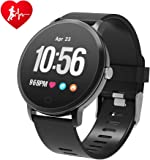 BingoFit Epic Fitness Tracker Smart Watch, Activity Tracker with Heart Rate