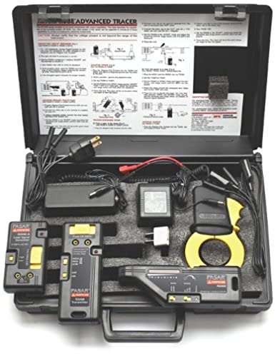 amprobe at 2004 a avanced wire tracer with hardcase transmitter bp recharger convertor  amprobe at 6030 professional wire