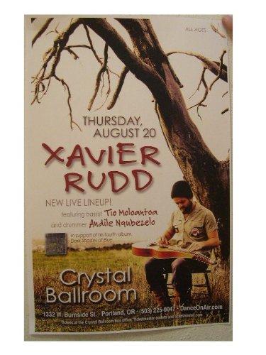 Xavier rudd poster