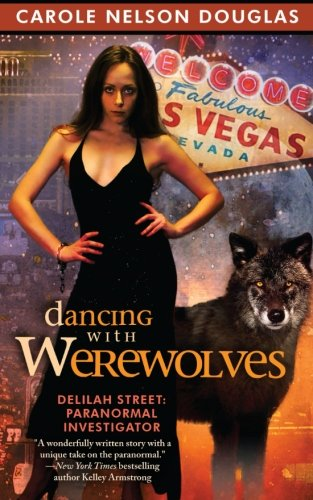 book cover of Dancing with Werewolves
