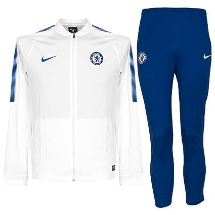 Nike Football Survetement Chelsea Fc 2017 18 Junior Amazon Fr