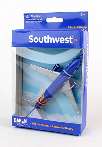 Realtoy Southwest Airlines Boeing 737 New Livery Die-cast Model - Diecast Airline