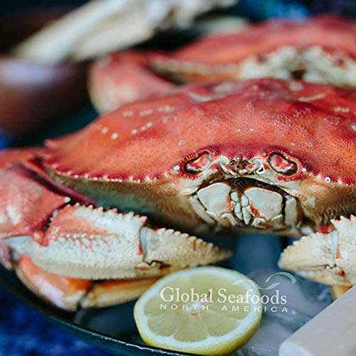 WHOLE COOKED DUNGENESS CRAB