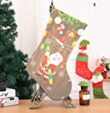 Party Christmas Stocking Decoration Christmas Supplies Hotel Bar Party Shopping Mall Pendant(E)