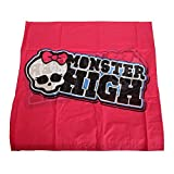 Monster High Childrens Girls Square Pillowcase (32inch X 32inch) (Mulicoloured)