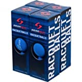 GearBox Racquetballs - Blue 4 Boxes of 3 Balls