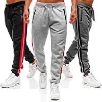 Pantalones de chándal Jogger para hombre Pantalones deportivos ...