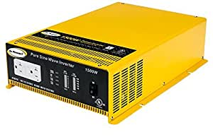 Go Power! GP-SW1500-12 1500-Watt Pure Sine Wave Inverter