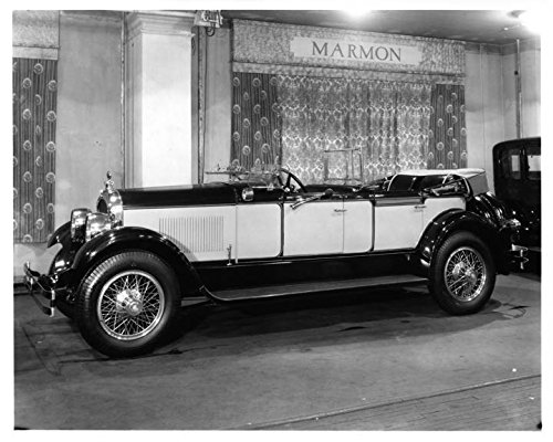 1927 Marmon Speedster Automobile Photo Poster